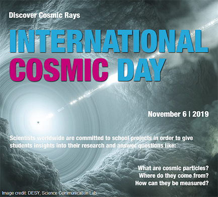 int cosmic day2019